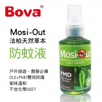 BOVA Mosi-Out法柏天然草本防蚊液100ml