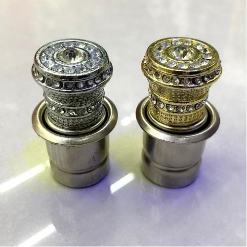 [出清]HR 裝飾用點煙器(金/銀)