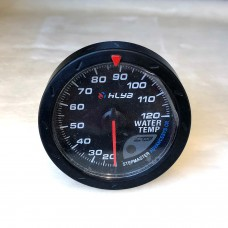 [出清]ADVANCE HLYA DP賽車錶60mm水溫錶