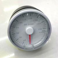 [出清]Top Gauge賽車錶(紅藍雙色白底)60mm油溫錶