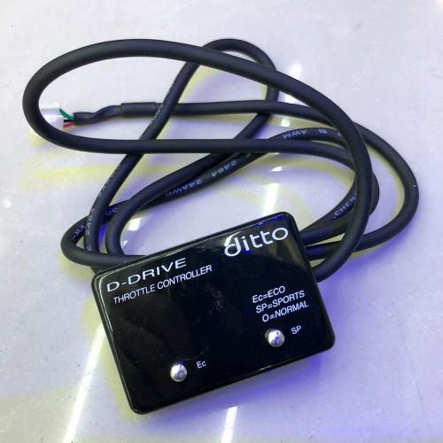 [出清]DITTO 電子節氣門(油門)控制器(免插OBDII)