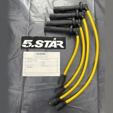 [出清]5-STAR矽導線(TOYOTA COROLLA 1998)黃