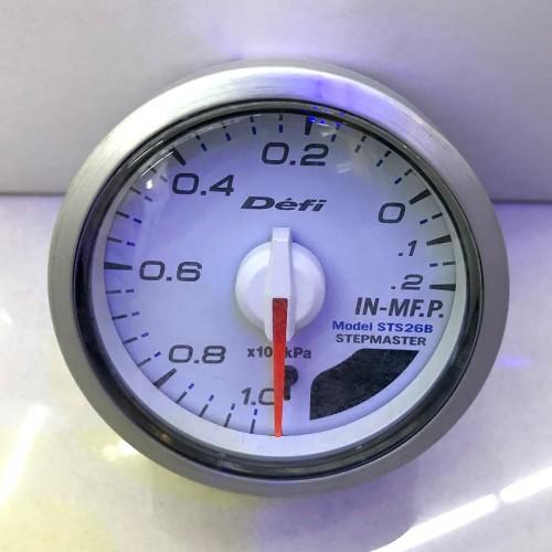 [出清]DEFI 真空錶(白)52mm
