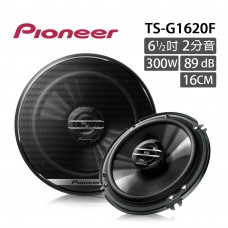 PIONEER先鋒 TS-G1620F 6.5吋 二分音 同軸喇叭