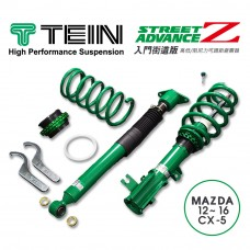 TEIN STREET ADVANCE Z避震器(適用MAZDA 12~16 CX-5)