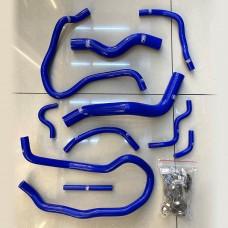 [出清]SAMCO 全車用矽膠水管10P(HONDA 喜美9代 1.8)