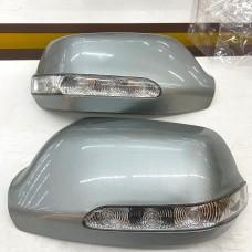 [出清]LED後視鏡蓋-閃電銀(MAZDA 馬3 2002~2004)