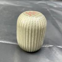 [出清]手排檔頭A011-3C(碳纖-銀)
