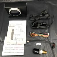 [出清]SHADOW賽車錶 60mm油壓錶(白光)