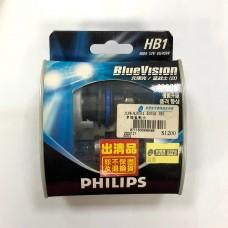 [出清]PHILIPS 北極光/藍戰士車燈(4000K)9004/HB1